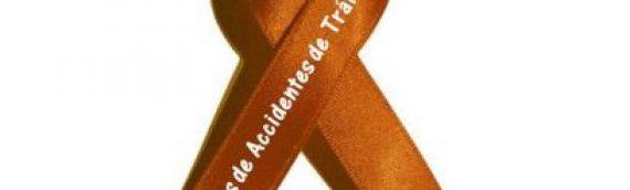 Día Mundial en Recuerdo de las Víctimas de Accidentes de Tráfico.